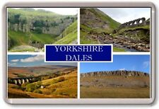 FRIDGE MAGNET - YORKSHIRE DALES - Large - England TOURIST