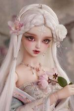 1/3 Beautiful girl HuaRong BJD resin action figures Free Eyes + FaceUp