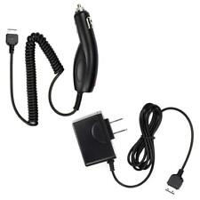 Car Charger + Wall Home Charger for Samsung Sgh A877 Impression, A887 Solstice