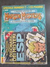 MARTIN MYSTERE SPECIALE n° 7 - IN BLISTER SIGILLATO - RARO!