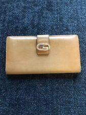 ad8ad9e42e4c Gucci Yellow Epi Leather Vintage Wallet Checkbook Clutch for Bag Purse Logo  GG