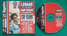 CD Compilation Groove Sampler #06 MARLEY MARL COR VELENO RAP HIP HOP no lp (C2)