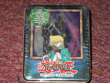 Yugioh Collector's Joey Gearfried The Iron Knight Tin Sealed GEM Mint! 2003