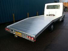 Recovery Truck Body Aluminium Car Transporter 2.4m 2t Alloy Ramps