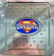 Superman The Man of Steel Platinum Series Premium Edition Trading Card Boxed Set