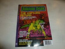 JURASSIC PARK Comic - Vol 1 - No 7 - Date 1993 - UK Dark Horse Comic