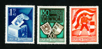 Austria Stamps # B269-71 VF OG LH Catalog Value $120.00