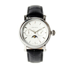 Seagull Day Date Day Night Indicator Guilloche Exhibition Back Automatic Watch