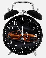 """Nissan GTR Alarm Desk Clock 3.75"""" Home or Office Decor E279 Nice For Gift"""