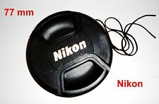 77 mm Nikon Lens Cap Pinch Type LC-77