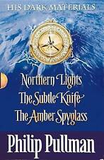 "His Dark Materials Slipcase: ""Northern Lights"", ""The Subtle Knife"", ""The Amber S"