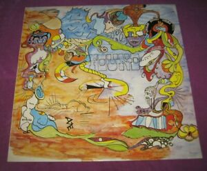LOST & FOUND - EVERYBODY'S HERE - DECAL UK 1988 RE-ISSUE 13TH FLOOR ELEVATORS!