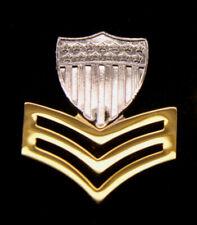 1st Class Petty Officer E6 Collar Lapel Hat Pin Authentic Us Coast Guard Vet