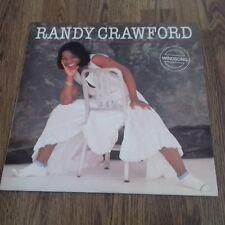 RANDY CRAWFORD - WINDSONG LP A1 B1 1982 WARNER BROS NEAR MINT