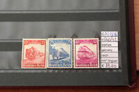 STAMPS GERMANY GERMANIA REICH MH * N. 540/542 (A41686)