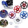 Utility 11T MTB Ceramic Bearing Jockey Wheel Pulley Road Bicycle Bike Derailleur