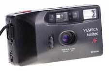 Yashica Minitec AF 32 mm f 3,5  Getestet SN62367