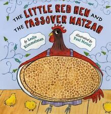 The Little Red Hen and the Passover Matzah (Paperback or Softback)