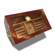 Cherry Wood Cigar Humidor