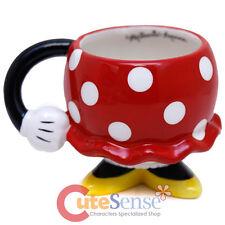Disney Minnie Mouse Ceramics Mug with Arm Sculpture Cup