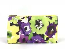 1x CLINIQUE Makeup Cosmetics Bag with Flower Pattern, Large Size, Brand New!