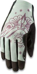 Dakine Covert Cycling Bike Gloves, Women's Medium Sage Green Moth New 2021