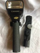 Olympus OM Quick Auto 310 Flash Unit. No Cable. Untested