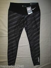 Los Angeles CHARGERS Women's Large Nike Legend 2.0 Tight Fit Work Out Yoga Pants