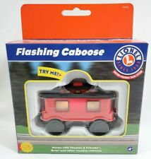 Lionel Learning Curve Flashing Caboose 92654 Fits BRIO Thomas Wooden Train Track