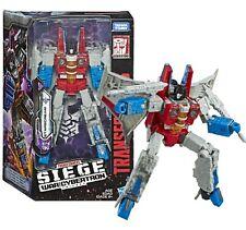 Transformers War for Cybertron: Siege Starscream Voyager Action Figure Wfc-S24