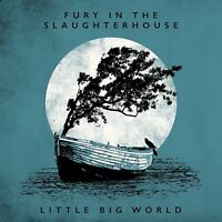 FURY IN THE SLAUGHTERHOUSE - LITTLE BIG WORLD-LIVE & ACOUSTIC  2 CD NEU