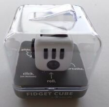NEW Antsy Labs Authentic Fidget Cube Dice Edition FCUB-101 Black and White