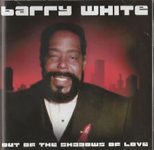 BARRY WHITE. OUT OF THE SHADOW OF LOVE. 10 TRACKS. NEW CD