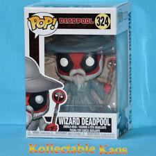 Funko Pop Vinyl Marvel Deadpool Playtime Wizard #324 Figure
