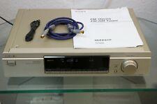 Sony ST-SA3 ES High-End RDS AM/FM Tuner TOP