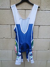 Combi Cuissard cycliste SAUR SOJASUN NORET cycling short 2 S made in France