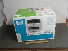 HP LaserJet 1022n Monochrome Laser Printer (Q5913A) –SEALED, NIB-