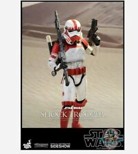 Hot Toys Star Wars Battlefront Shock Trooper Bicep Armour loose 1//6th scale