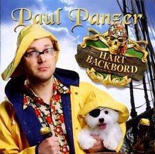 PAUL PANZER - HART BACKBORD-NOCH IST DIE WELT ZU RETTEN  CD COMEDY NEU