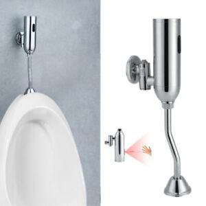 Sensor Urinal Armatur Automatisches Urinal Bad Spüler Spülventil Druckspüler DE