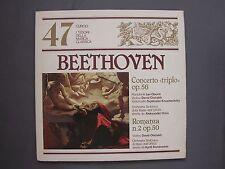 """LP 12"""" 33 rpm 1982 Nº 47 I TESORI DELLA MUSICA CLASSICA  - BEETHOVEN  TCMC-47"""