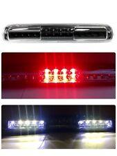 For 99-06 GMC Sierra Chevy Silverado Cargo Lamp LED 3rd Brake Light Black