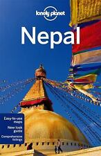 Lonely Planet Nepal (Travel Guide)-ExLibrary