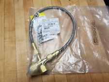 Western Pf-320-24, Stainless Steel Pigtail w/Brass Ends, New in Bag