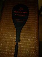 Dunlop Tactical Victory OS squash racquet.