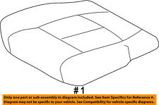 FORD OEM F-250 Super Duty Front Seat-Cushion Bottom Cover Left BC3Z2562901BB