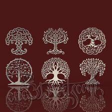 3D Model STL CNC Router Artcam Aspire Celtic Family Amulet Trees Cut3D Vcarve