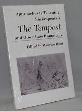 Shakespeare's the Tempest and Other Late Romances (Approaches ** Brand New **