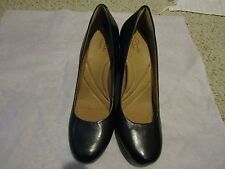 Clarks Indigo Women shoes SZ 12M BLACK
