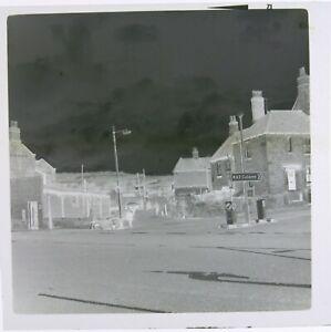 Crossroads By The White Lion Pub London Road East Batheaston Bath Negative 1950s